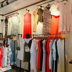 品牌服装尾货服装店下架货品高质量