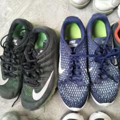 长期出口二手运动鞋到非洲市场!!!