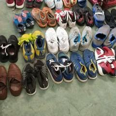泉州工厂长期出口优质二手鞋,每个月供货量在6-7个柜!