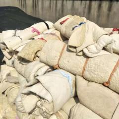 浙江工厂长期回收棉花、枕头棉、化纤棉等