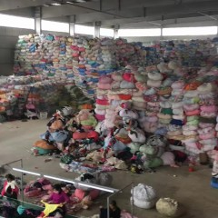 高价回收旧衣服统货