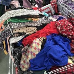 杭州工厂出口精品二手衣服,包包和鞋子
