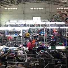 广州市万义新科技有限公司回收出口旧衣服鞋包,全球招商