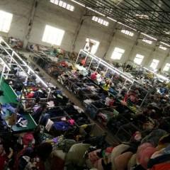 广州市万义新科技有限公司专业回收出口旧衣服鞋包