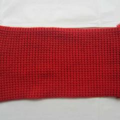 提花罗纹恒大针织罗口提花罗纹围巾