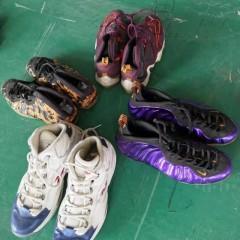 高质量精品二手男运动鞋