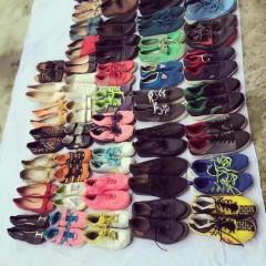出口非洲等国家优质A级别鞋