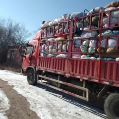 长期大量回收箱子货