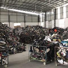 二手鞋子大量收购出售