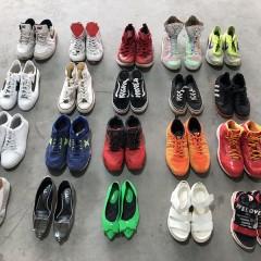 广州专业出口精品二手鞋厂家,鞋子质量精美,货源丰富