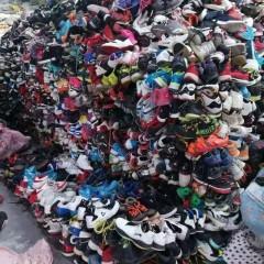广州出口非洲东南二手旧鞋