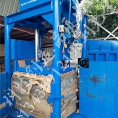 惠州立式废纸打包机 服装打包机 金属打包机