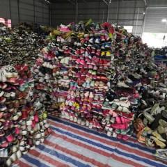 广州 出口 非洲东南亚 二手精品旧鞋