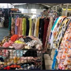 广州德利高国际贸易有限公司长期出口女士连衣裙!!