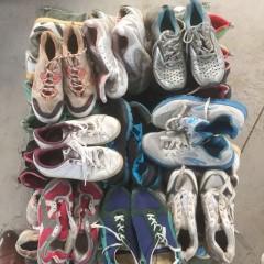 广州供应二手鞋子,大码鞋,运动鞋,二手旧鞋。出口非洲等国家
