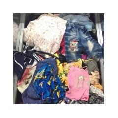 广州优质二手旧服装,出口非洲旧衣服 AB旧夏衣、各式旧夏装