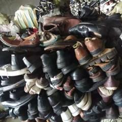 长期出口非洲二手运动鞋旧鞋子