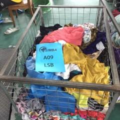 供应出口用的二手服装二手衣服AB货