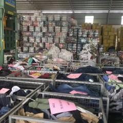 广州工厂长期专业出口二手皮包