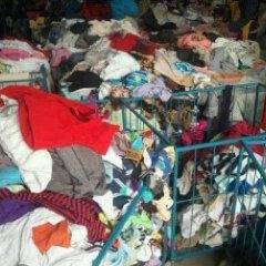 旧衣服通货,箱子货