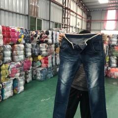 出口工厂长期出口牛仔裤