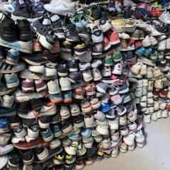 二手优质鞋子出口非洲