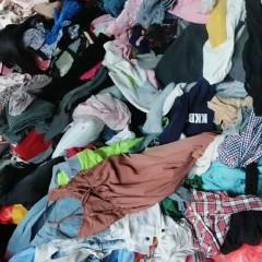 大量回收旧衣服统货,箱子货