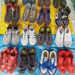 合肥实力工厂专业出口旧鞋!旧衣服!