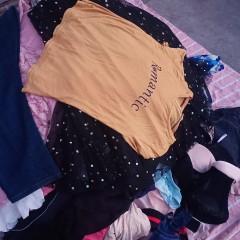 广州供应冬夏衣包包鞋子