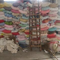二手纯羊毛出售10吨