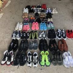 南京鞋厂供应优质A货 优质B货,根据客户要求进行各种配比!