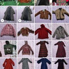 大量供应单件越南货 双面呢 羊绒 棒球服 卫衣