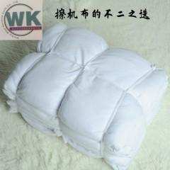 纯棉白色擦机布 工业碎布 吸水吸油不掉