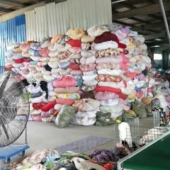江苏工厂长期供应分拣好的夏装!