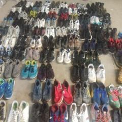 河北保定出口优质二手鞋男士运动鞋