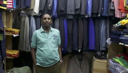 """假如非洲向二手衣服说不,找回""""非洲制造"""""""