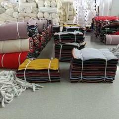 全棉白布擦机布吸油吸水工业抹布碎布不掉毛碎布头标准尺寸