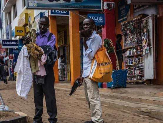 非洲出口贸易