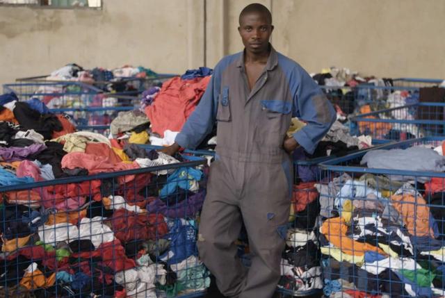 非洲旧衣服电商