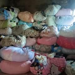 常年大量出售分拣夏装冬装,床上用品等