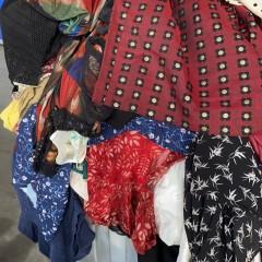 江苏工厂长期供应出口优质旧衣 夏装、二手鞋