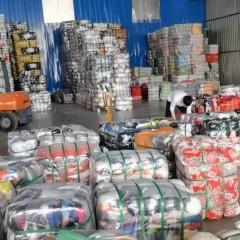 湖北荆门长期供应分拣好的夏装、冬装、鞋子、包包