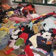 出售大量旧衣统货
