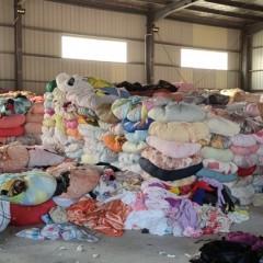 长期供应旧衣服 鞋子 包 毛绒玩具 统货