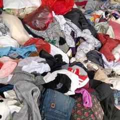 旧衣服回收,箱子货,通货,快递货,校园货……园